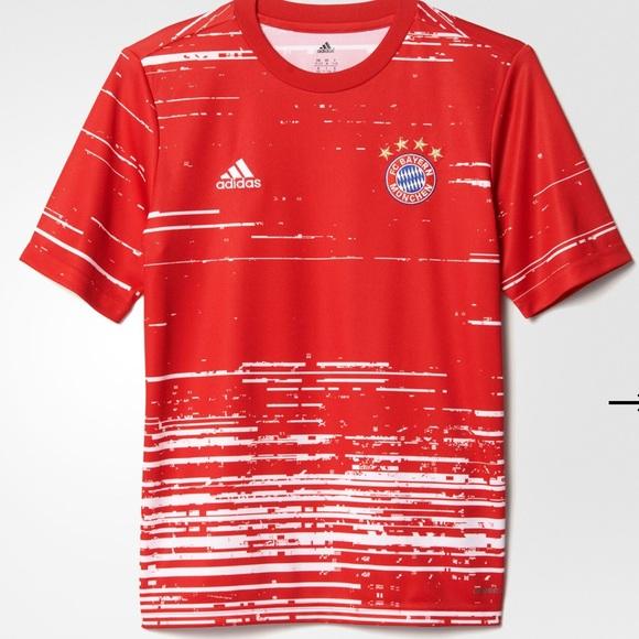 on sale 6b991 a9bf7 Adidas FC Bayern Munich training jersey